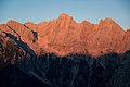 Sunset in the Julian Alps mountains.jpg