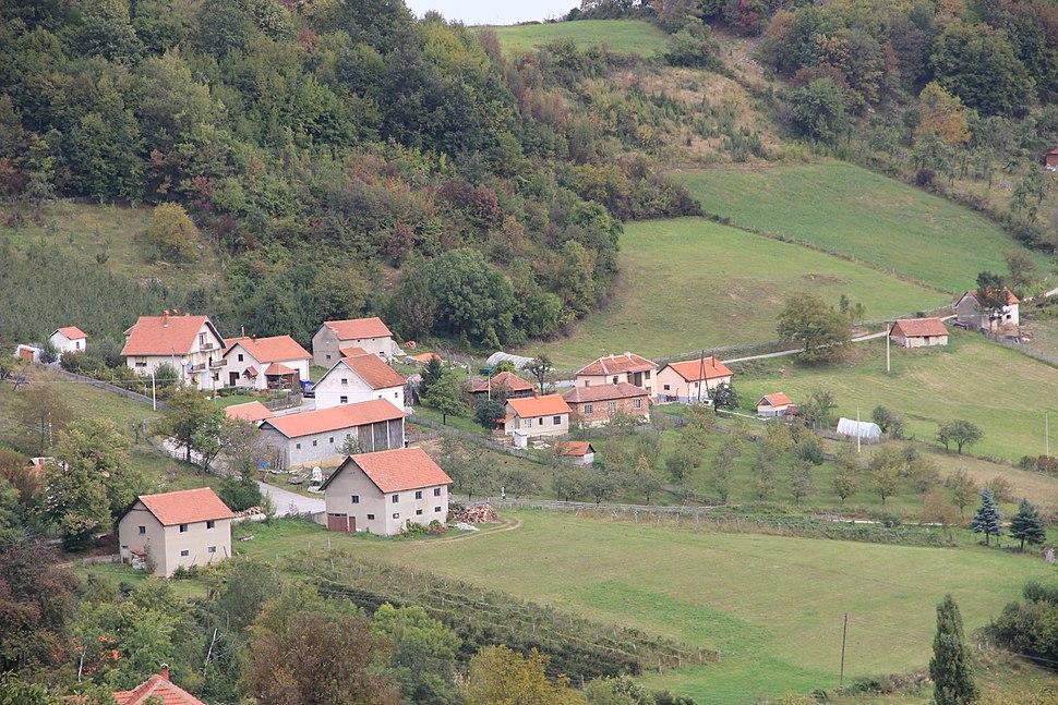 Suvodanje - opština Valjevo - zapadna Srbija - panorama 7