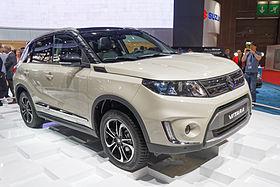 Suzuki Escudo (4x4) - WikiVisually