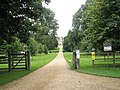 Sweeping drive up to Chawton Manor - geograph.org.uk - 938006.jpg