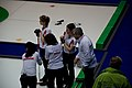 Swiss Womens curling team at Olympics 2010.jpg