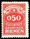 Switzerland Riehen 1907 revenue 0.50Fr - 1A.jpg