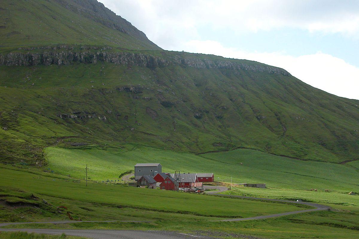 Sy Streymoy Faroe Islands Sverige Island
