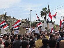 220px-Syrian_Demonstration_Douma_Damascus_08-04-2011.jpg