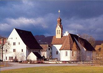 Aadorf - Monastery Church