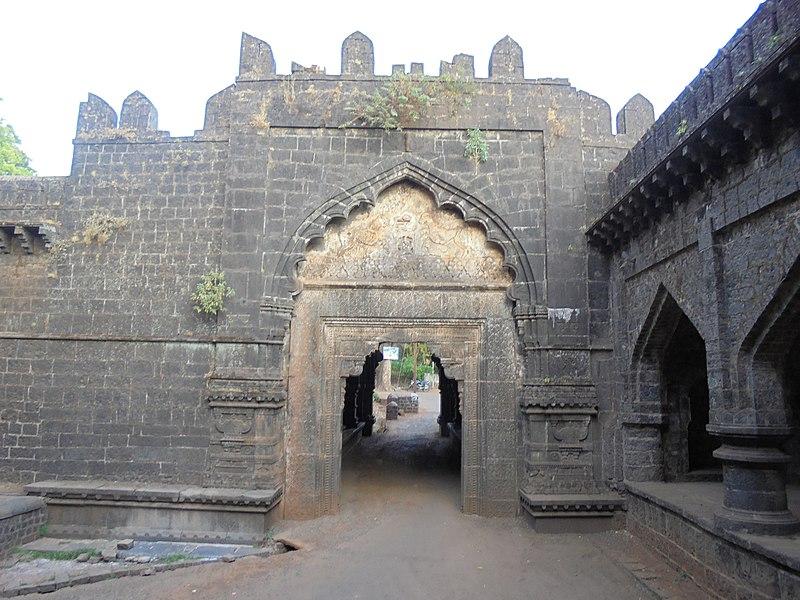 Panhala Fort-- Kolhapur