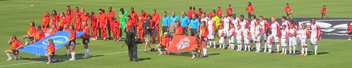 TFC vs LFC 21-07-2012 Friendly Anthem
