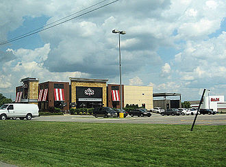 T.G.I. Friday's - T.G.I. Fridays in Goodlettsville, Tennessee