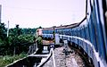TRA Fang Liao Line Train 1997 Indian Commuter Coaches.jpg