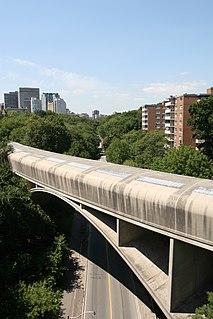 Rosedale Valley Bridge