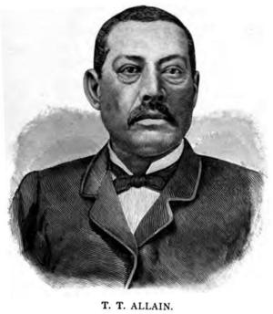 Theophile T. Allain - Image: TT Allain
