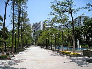 Tai Po - Tai Po Central Town Square