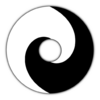 The lower dantian in Taijiquan:Yin and Yang rotate, whilethe core reverts to stillness (wuji)