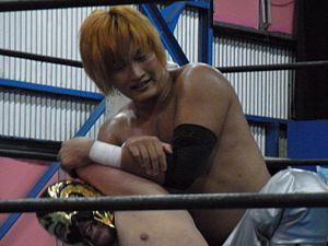 Taishi Takizawa - Takizawa in September 2012.