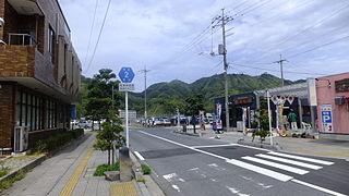 Sakaiminato, Tottori City in Chūgoku, Japan