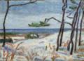 TakehisaYumeji-1932-Seaside.png
