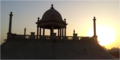 Taken on 31st December 2013, in which the 2013' sun finally sets in behind the Katrak Bandstand.png
