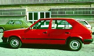 Simca-Talbot Horizon - Talbot Horizon in profile