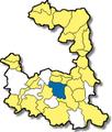 Taufkirchen bei Muenchen - Lage im Landkreis.png