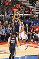 Tayshaun Prince shooting 20131118 Clippers v Grizzles.jpg