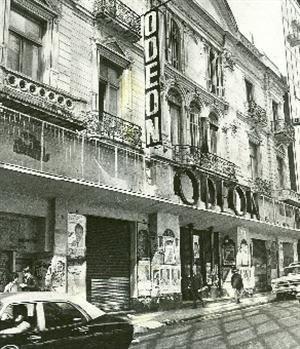 Teatro Odeón - Image: Teatro Odeón (ca. 1985)