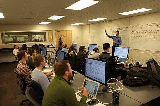 Tech Elevator Java Classroom
