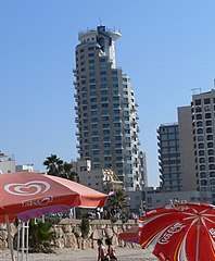 Isrotel Tower Tel Awiwמגדל ישרוטל