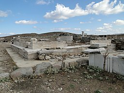 Temple of Leto, Delos