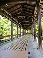 Tenryūji -corridor 02.jpg