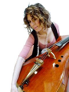 Teresa Bernabe Spanish cellist and singer