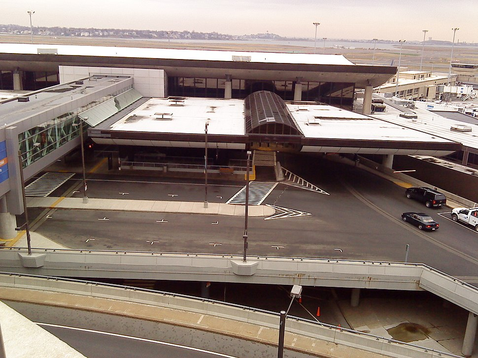 Terminal C Logan International Airport Boston Logan