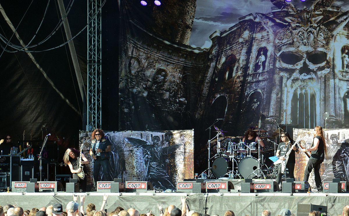 Best Black Metal Albums 2020 Testament (band)   Wikipedia