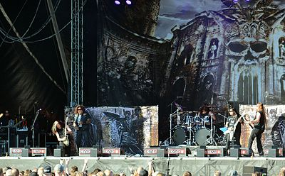 Picture of a band or musician: Testament