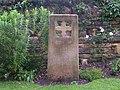 Tewkesbury Abbey war memorial - geograph.org.uk - 952944.jpg