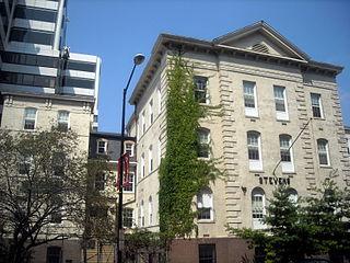Thaddeus Stevens School (Washington, D.C.) United States historic place