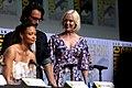 Thandie Newton, Rodrigo Santoro & Ingrid Bolsø Berdal (36183559016).jpg