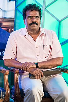 Thangar Bachan at the Book Launch of Palani G Periyasamy's 'Idhaya Oli'.jpg