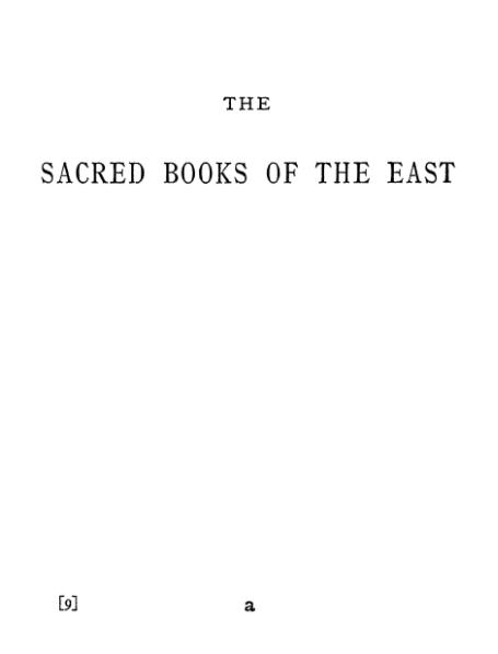 File:TheSacredBooksOfTheEast.djvu