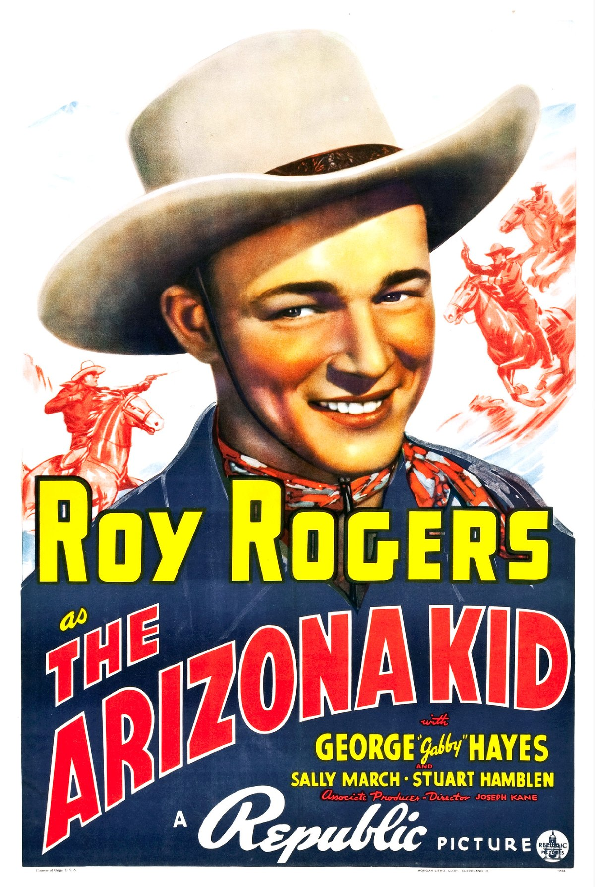 The Arizona Kid 1939 Film Wikipedia