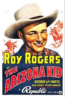 <i>The Arizona Kid</i> (1939 film) 1939 film by Joseph Kane
