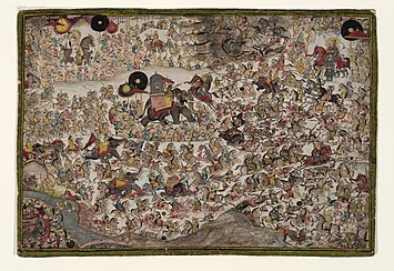Battle of Haldighati - Wikipedia