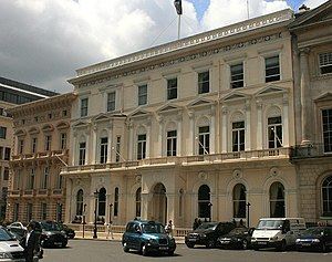 East India Club - Image: The East India Club, 16 St James's Square geograph.org.uk 846256