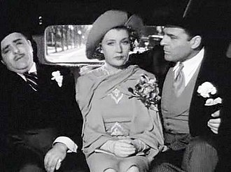 Preston Sturges - Akim Tamiroff, Muriel Angelus and Brian Donlevy in The Great McGinty (1940)