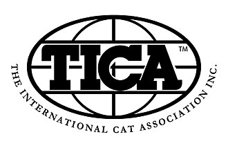 The International Cat Association - Image: The International Cat Association Logo