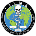 The International Forensic Medicine Association Logo.png