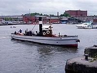 The Mayflower, Floating Harbour - geograph.org.uk - 173688.jpg