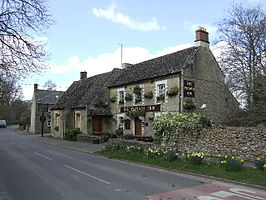 The Plough, Alvescot