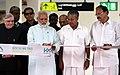 The Prime Minister, Shri Narendra Modi inaugurating the Kochi Metro, in Kerala.jpg