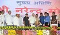 The Prime Minister, Shri Narendra Modi with Divyang at Samajik Adhikarita Shivir, in Navsari, Gujarat.jpg