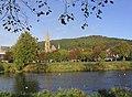 The River Tweed in Peebles - geograph.org.uk - 595034.jpg